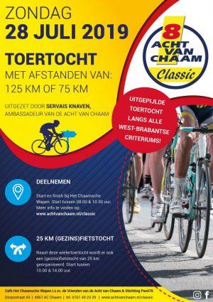 Toertocht Acht van Chaam Classic!
