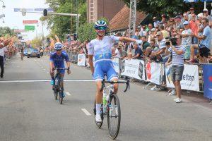 Winnaar La Course in Acht van Chaam!