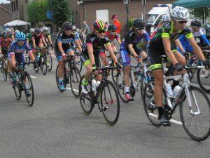 Deze week in de regionale bladen: Top van Vrouwen Wielrennen naar Acht van Chaam !