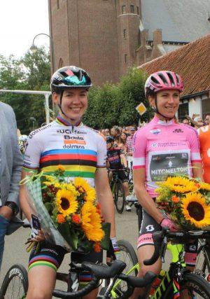 Proficiat Annemiek en Anna!